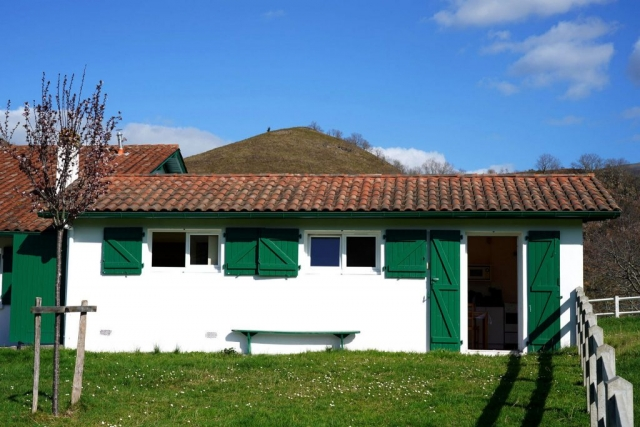 Bidarray - Pays Basque - gite aire zaball