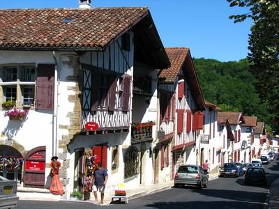 Les villags Basques